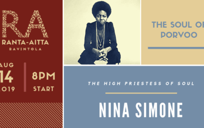 Nina Simone, The High Priestess Of Soul, Comes To Porvoo